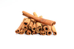 Cinnamon sticks spice Royalty Free Stock Photo