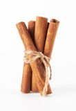 Cinnamon sticks Stock Photos
