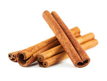 Cinnamon sticks Royalty Free Stock Photo