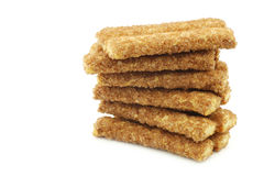 Cinnamon sticks Royalty Free Stock Photos