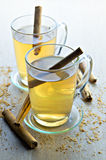 Cinnamon tea Stock Image