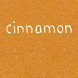 Cinnamon texture Royalty Free Stock Image