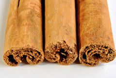 Cinnamon to use as spice Royalty Free Stock Photography