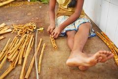 Cinnamon workshop Royalty Free Stock Photography