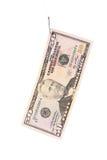 Cinqüênta dólares Bill Fotografia de Stock