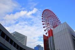 CINQ AFFRANCHIS Ferris Wheel sur le centre commercial et le centre de divertissement Photo stock