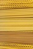 Longues pâtes Photographie stock