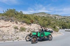 cinquantaquattresimo Corsa di fase di Barcellona-Sitges di raduno seconda. Fotografie Stock