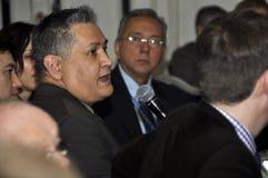 cinquante-neuvième Le congrès d'International de d'Or de Clefs de les d'UICH Image libre de droits