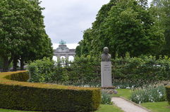 cinquantenaire du parc Στοκ φωτογραφία με δικαίωμα ελεύθερης χρήσης