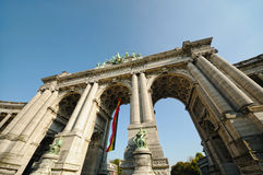Triumphal Arch Royalty Free Stock Photography