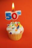 cinquantesimo compleanno Fotografia Stock