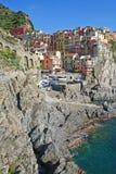 cinque περιοχή manarola της Ιταλίας terre στοκ εικόνες