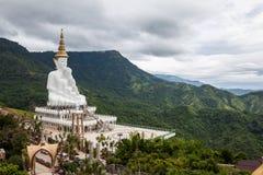 Cinque Buddha Fotografie Stock Libere da Diritti