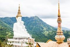 Cinque Buddha Fotografie Stock