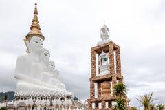 Cinque Buddha insieme Immagine Stock Libera da Diritti
