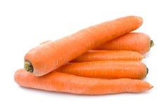 Cinque carote Fotografie Stock Libere da Diritti