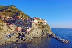 cinque Italy manarola terre Obrazy Stock