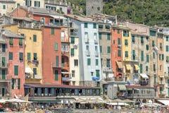 cinque Italy portovenere terre Obraz Royalty Free