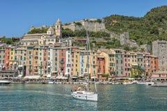 cinque Italy portovenere terre Zdjęcie Stock