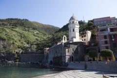 cinque Italy terre Zdjęcia Royalty Free