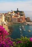 cinque Italy terre zdjęcie stock