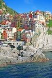 cinque manarola της Ιταλίας terre στοκ εικόνα με δικαίωμα ελεύθερης χρήσης