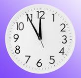 Cinque minuti a dodici Immagini Stock