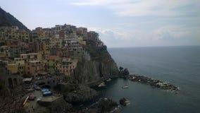 Cinque Terre,意大利 库存照片