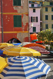 Cinque Terre,意大利 免版税图库摄影