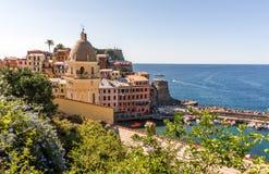 Cinque Terre, Ιταλία Στοκ Εικόνα
