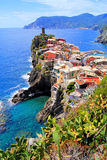 Cinque Terre royalty free stock photo