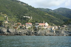 Cinque Terre Stock Photo
