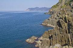 Cinque Terre area Royalty Free Stock Photography