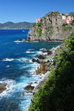 Cinque Terre coast Royalty Free Stock Photos