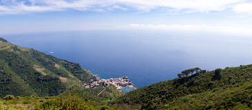 Cinque Terre coastline Royalty Free Stock Photography