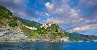 Cinque Terre, Corniglia Royalty Free Stock Image