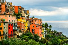Cinque Terre Stock Photography