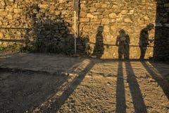 Cinque Terre, historical Center. Italy. stock image