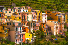 Cinque Terre, Italië Royalty-vrije Stock Afbeeldingen