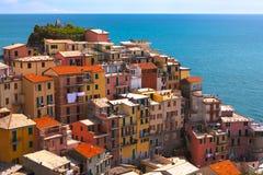 Cinque Terre, Italië Stock Afbeeldingen