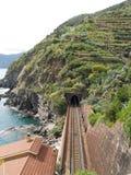Cinque Terre Italië Stock Afbeelding