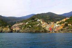 Cinque Terre, Italië Royalty-vrije Stock Foto's