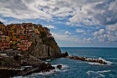 Cinque Terre, Italia Fotografia Stock