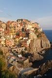 Cinque Terre, Italia Fotografie Stock