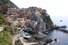 Cinque Terre Italia Imagenes de archivo