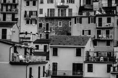 Cinque Terre- Italia Fotografia Stock Libera da Diritti