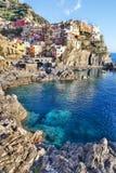Cinque Terre, Italie Photographie stock libre de droits