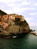 Cinque Terre Italien stockfotografie