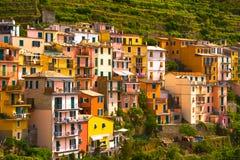 Cinque Terre, Italien Lizenzfreie Stockbilder